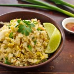 Thai Fried Rice | Khao Pad | ข้าวผัด