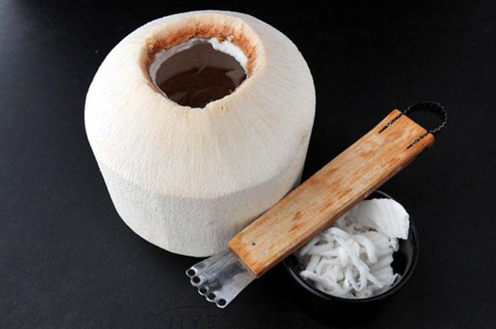 Coconut Juice | Nam Ma Plow | น้ำมะพร้าว