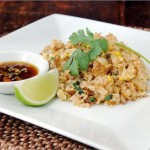 Crab Fried Rice | Khao Pad Boo | ข้าวผัดปู