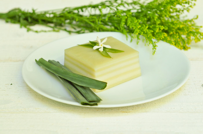 Layered Dessert | Khanom Chan | ขนมชั้น