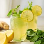 Ginger Lemonade | Nam Manao King | น้ำมะนาว-ขิง thumbnail