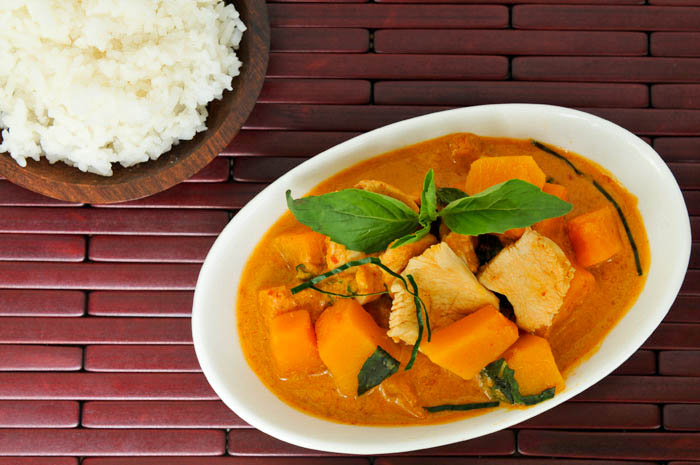 ... thai curry tofu red thai curry with kabocha squash thai kabocha squash
