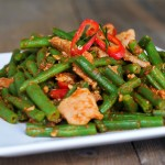 Stir Fried Pork with Chili Paste