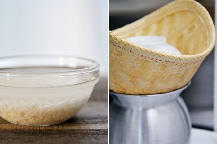 Как сделать так чтобы рис был липким
