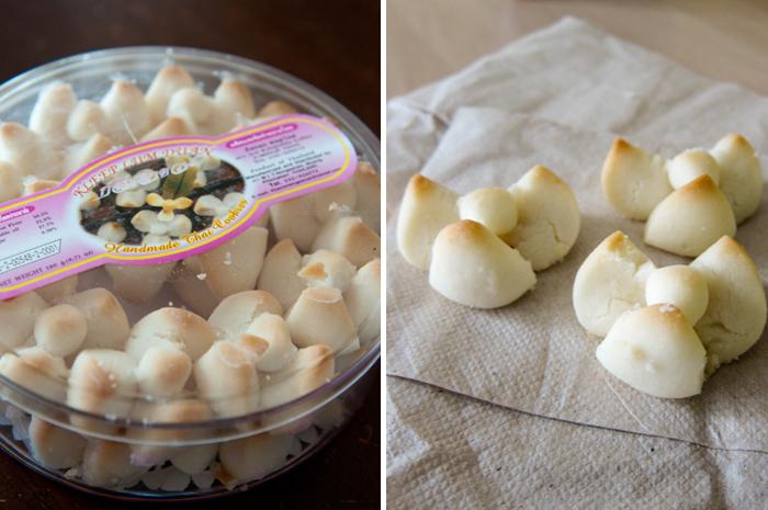 Treats from Bhan Khanom Thai Dessert Shop - Rachel Cooks Thai