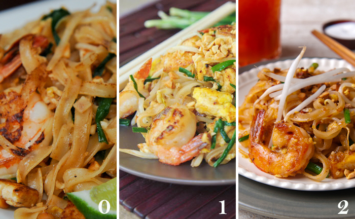 Thai Stirfried Noodles | Pad Thai | ผัดไทย
