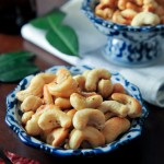 Thai-Spiced Cashews