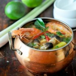 Hot and Sour Shrimp Soup | Tom Yum Goong | ต้มยำกุ้ง thumbnail