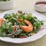 Spicy Grilled Shrimp Salad | Pla Goong | พล่ากุ้ง thumbnail