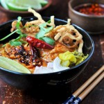 Northern Thai Curry Noodles