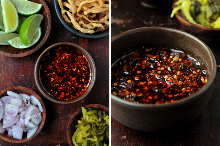 Northern Thai Curry Noodles Khao Soi ข าวซอย Rachel Cooks Thai